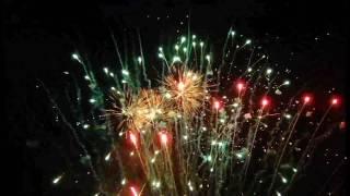 Fogos de Artifício - Efeitos Diversos