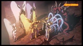 Diablo 3 Wrath - Monster  Skillet tradução