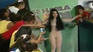 Diosa Canales bailando super sensual La Chapa Que Vibra