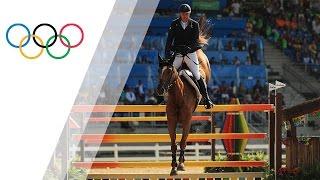 Rio Replay: Equestrian Jumping Team Final