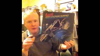 John Coltrane Quartet Crescent vinyl discussion