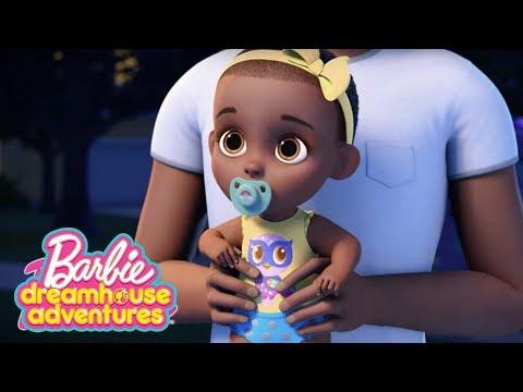 Babysitter meine Schwester 💁🏼♀️Barbie Traumvilla-Abenteuer 💖Barbie Cartoons für Kinder