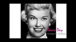 Doris Day - Fly me to the moon - with lyrics