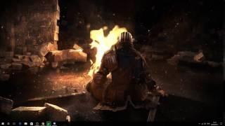 Dark Souls Background (Wallpaper Engine)
