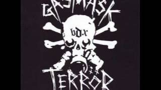 GASMASK TERROR - oath of the shitheads