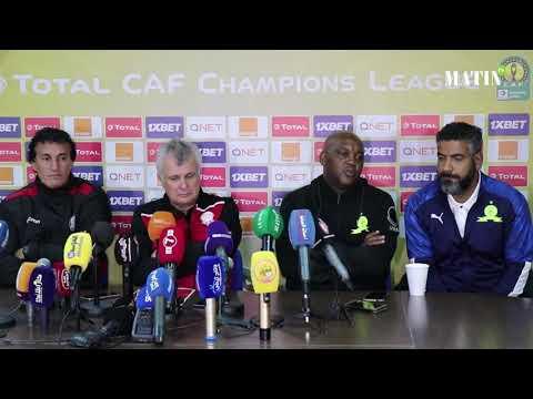 Video : Ligue des champions CAF : Le Wydad de Casablanca cale face à Mamelodi Sundowns