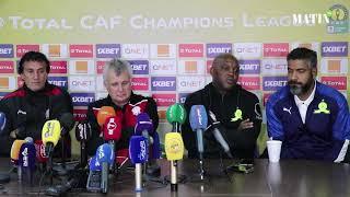 Ligue des champions CAF : Le Wydad de Casablanca cale face à Mamelodi Sundowns