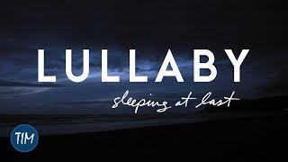 Lullaby | Sleeping At Last