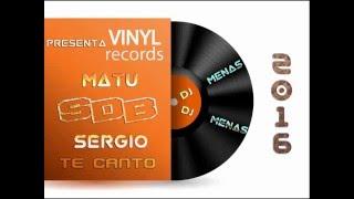 SDB - Te Canto (cover) Parrita 2016