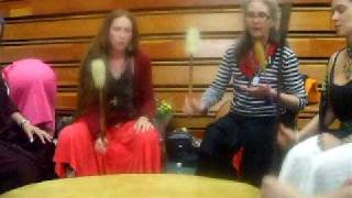 Anduhyaun Honour Song - drumming for Women & Mother Earth