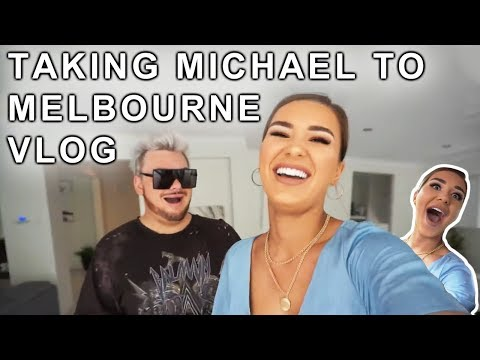 Looking after Michaels drunk a$$ | VLOG!