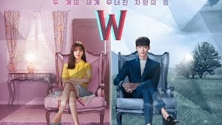W - Two Worlds 더블유  Official Release Trailer    Korean drama 2016
