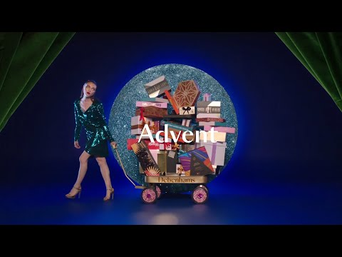 debenhams.com & Debenhams Voucher Code video: Debenhams Advent Adventure 2019