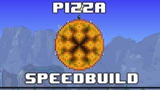 [SPEEDBUILD] Terraria Pizza!