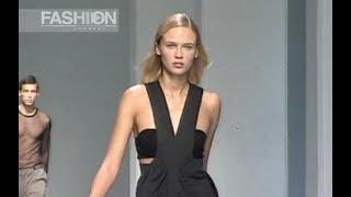 ALESSANDRO DELL`ACQUA Spring Summer 2008 Menswear Milan - Fashion Channel