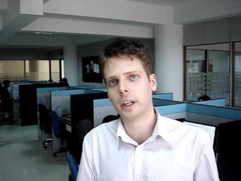 The Fair Tailor – Videodagbok 13 – Björn Söderberg berättar om WebSearch