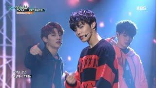 뮤직뱅크 Music Bank - 업텐션 - 하얗게 불태웠어 (UP10TION - White Night).20170106