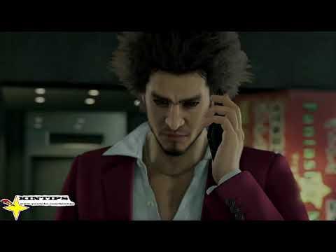 Kintips Lets Play Yakuza Like a Dragon Xbox Series X XSX SEGA part 71 Fight Ryo Aoki FINAL ENDING!