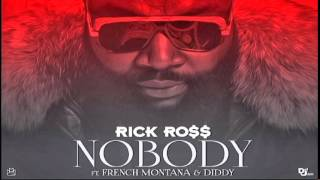 NOBODY - Rick Ross ft Diddy & French Montana (Rock Box Cover)