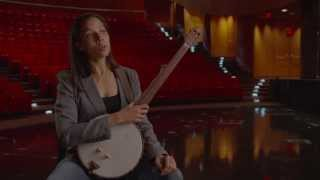 "Rhiannon Giddens sings ""Better Git Yer Learning"" and tells why she wrote it"