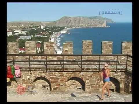 Undiscovered Europe: Take a Unique Tour to the White Cliffs and Sudak Fortress in Southern Ukraine