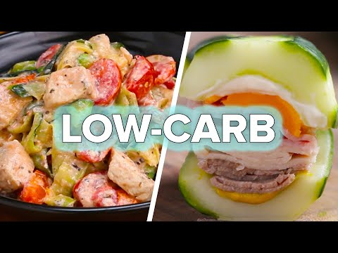 10 Easy Low-Carb Dinners ? Tasty Recipes