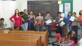 Moreninha linda - Grupo Cordis Mariae - IMCULADO CORAÇÃO DE MARIA