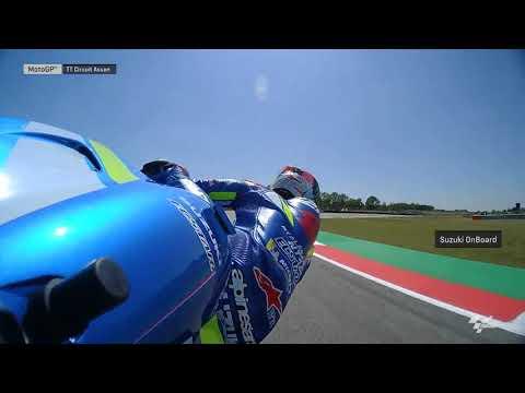 Suzuki Ecstar OnBoard: Motul TT Assen