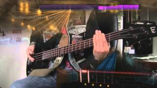 Rocksmith 2014 Disturbed - Ten Thousand Fists DLC (Bass) 99%