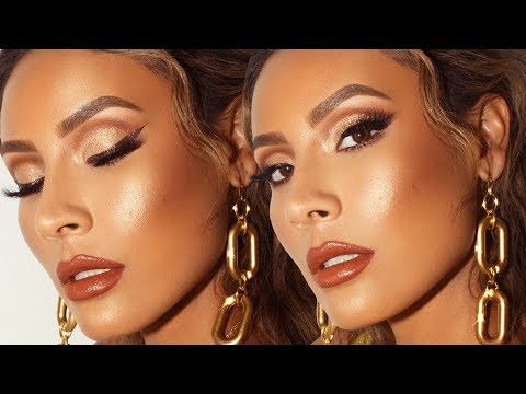 DESIXKATY COLLECTION NEUTRAL EYE LOOK | DESI PERKINS