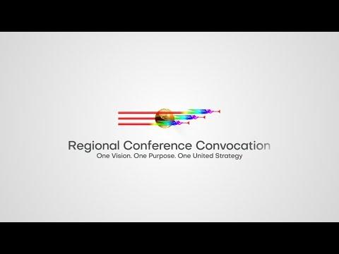 Regional Conferences Virtual Convocation 2020 - President