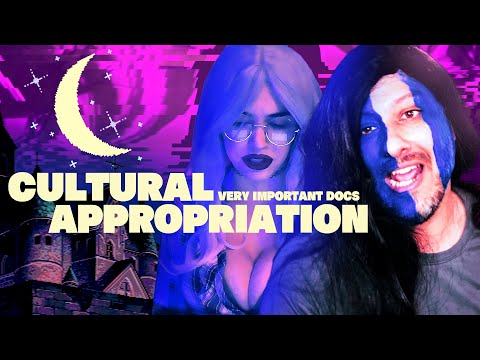 Cultural Appropriation and The Spectacle | Very Important Docs¹⁶