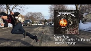 Doing the Riffs Episode 100 (Dragonforce - Through the Fire and Flames)