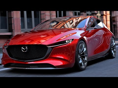 Best Looking Hatchback Car: The Mazda Kai Concept
