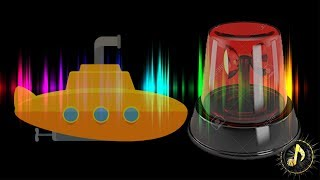 Military Submarine Alarm Sound Effect