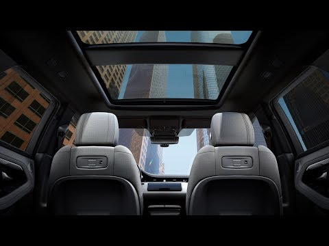 New Range Rover Evoque offers Kvadrat wool and plant-based upholstery options | Design | Dezeen