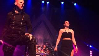 AMARANTHE - The Nexus Live ( The Gramercy Theatre ) May 13 2015