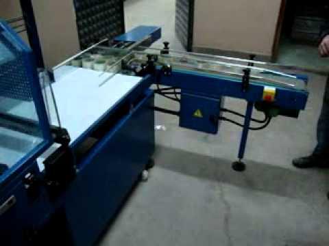 Koli Bandı Paketleme Makinesi