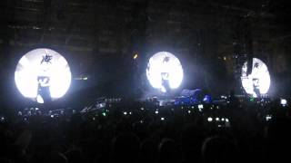 COLDPLAY - PRINCESS OF CHINA FEAT RIHANNA - Estádio Dragão Porto - May 2012