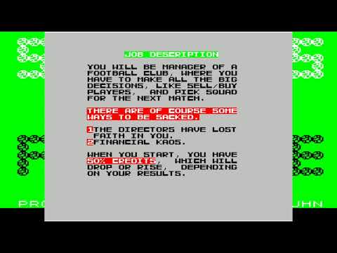 Success or Failure by Frankie ZX Spectrum