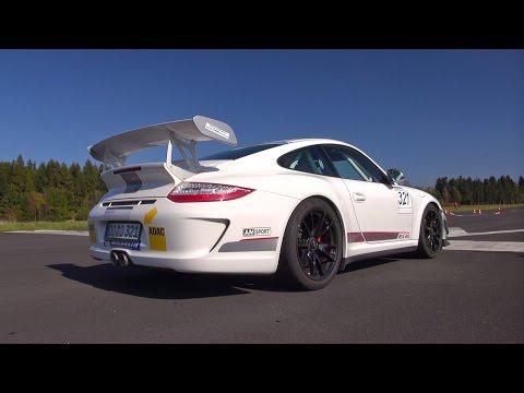 Porsche 997 GT3 RS 4.0 – Lovely Sounds!