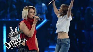 """The Voice of Poland VII – Anna Karwan vs Aga Damrych – """"Bang bang"""" – Bitwy"""