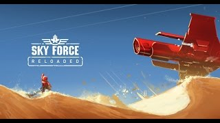 Sky force Reloaded - clearing level 1 easy