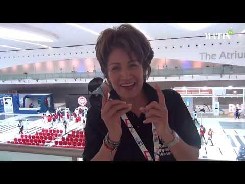 """Video : Nezha Bidouane : «Special Olympics permet de briser les tabous autour du handicap"""""""