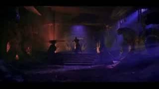 Mortal Kombat - Reptile vs Liu Kang