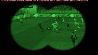 2015/16 - Liga NOS - Golo de Slimani ao Moreirense com Video Arbitro