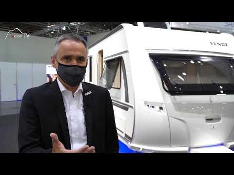 Fendt Caravan Wohnwagen Bianco aktiv - Caravan Salon 2020 / Messe Düsseldorf