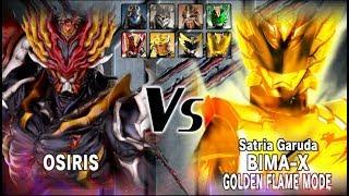 OSIRIS - Satria Heroes Game Indonesia Bagian.05 - Wah Golden Flame Mode Bima X. width=