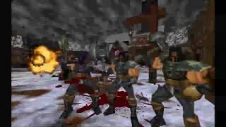 Hexen II - Shadows of Chaos trailer