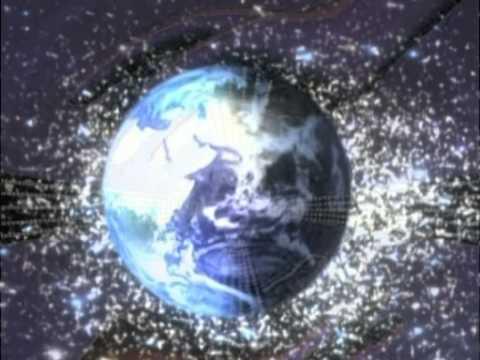 extrait de vizuel sur un mix de D-sens (aqua veda)@EarthFreq festival australia 2009